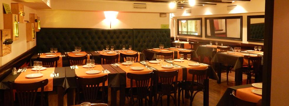 Maccabi Kosher Restaurant Barcelona