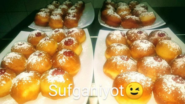sufganiyot
